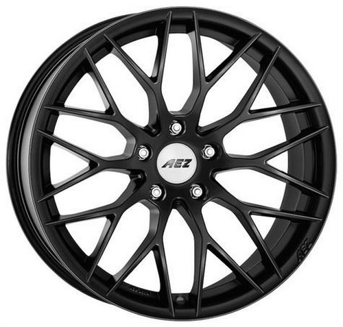 Диск AEZ Antigua 8,5x19 5x120 et33 d72,6 Black Matt