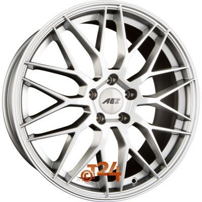 Диск AEZ Crest 8,0x19 5x112 et50 d70,1 High Gloss