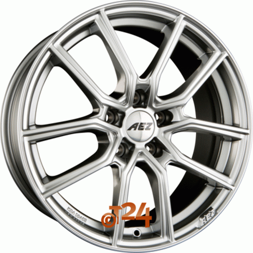 Диск AEZ Raise 8,0x18 5x108 et45 d70,1 High Gloss